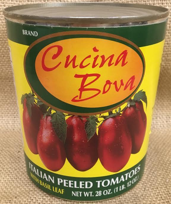 Cucina Bova Italian Peeled Tomatoes Bova Foods